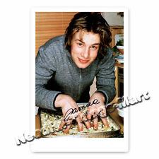 "Jamie Oliver ""The Naked Chef"" TV Koch Autogrammfoto [A02] "