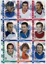 2011-12 In The Game Captain-C Hockey 100-Card Base Set