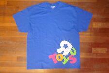 Toys R US Employee Guru For Play Stuff GPS Red Work T Shirt Mens size XL NWOT
