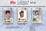 2019 TOPPS CLEARLY AUTHENTIC BASEBALL HOBBY LIVE RANDOM PLAYER 1 BOX BREAK #3