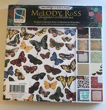 GCD Artsy Urban Melody Ross Designer Collections 48 Sheets 8x8 Cardstock Paper