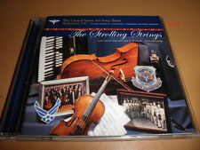 US AIR FORCE BAND cd STROLLING STRINGS amazing grace america the beautiful