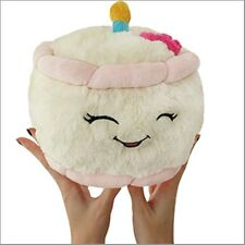 "SQUISHABLE Mini Birthday Cake 7"" amazingly soft Stuff Cake New in Package"