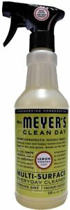Clean Day Multi-Surface Everyday Countertop Cleaner, 16 oz 1 pack Lemon Verbena