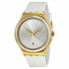 Swatch Gold Plated Case Adult Watches