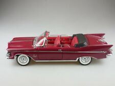 Signature 1/18 Chrysler Imperial Crown convertible 1961 sin box 514918