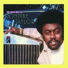 JOHNNIE TAYLOR The Very Best Of NEW SEALED 70s SOUL CD (CONCORD) R&B CLASSIC