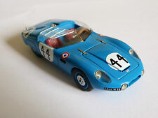 Kit pour miniature auto CCC: DB Panhard HBR4 Le mans 1958 Laureau/Cornet réf 208