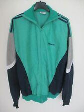Veste ADIDAS LASER vintage 1986 VENTEX tracktop giacca oldschool jacket 186 XL