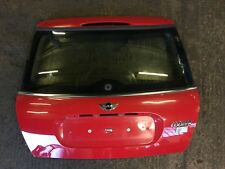 BMW Mini One/Cooper/S Tailgate + Glass (Chili Red) 2001-2006 Hatchback R50/R53