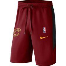 New Nike NBA Cleveland Cavs Therma Flex Performance Shorts Men's Medium $90 NWT