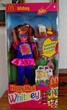 NEW Happy Meal Whitney 1993 Barbie Little Sister- NRFB MIB Mattel #11476 Jewelry