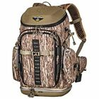 TENZING Hangtime Day Pack | Hunter's Backpack in Mossy Oak Bottomland with Bow
