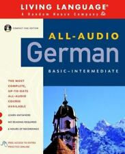 All-Audio German: Compact Disc Program (All-Audio Courses)
