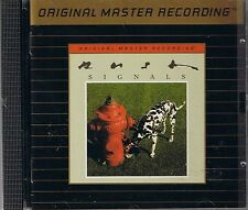 Rush Signals MFSL Gold CD UDCD 614 ohne J-Card