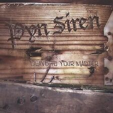 PYN SIREN - SLAVE TO YOUR MASTER - NEW KIVEL CD