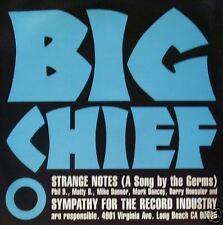 "Big Chief - Strange Notes Green vinyl 45"""