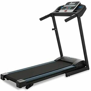 XTERRA Fitness Sporting Running Cardio Equipment TR150 Folding Treadmill Black