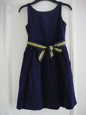 % Ralph Lauren Mädchen Feincord Kleid Gr. 116 NEU!