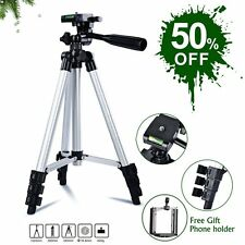 NEW Camera Camcorder Tripod stand for Canon Nikon Sony Fuji Olympus Panasonic