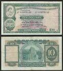 HONG KONG - 10 Dollars 31.10.1972 Pick 182g VF++
