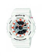 Casio Baby-G Damenuhr Analog-Digital Quarz mit Resin-Armband BA-110PP-7A2ER