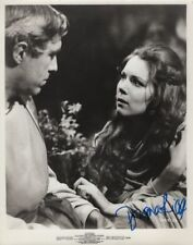 DIANA RIGG signed autographed JULIUS CAESAR PORTIA original press photo