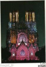 51 - cpsm - REIMS - La cathédrale