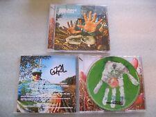 Donguralesko - Zaklinacz Deszczu CD  z autografem - POLISH RELEASE SIGNED