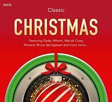CLASSIC CHRISTMAS 3 CD SET - VARIOUS ARTISTS