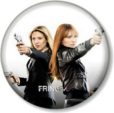 "Fringe 2 Olivia Dunhams 25mm 1"" Pin Button Badge TV Series Sci-Fi FBI Anna Torv"
