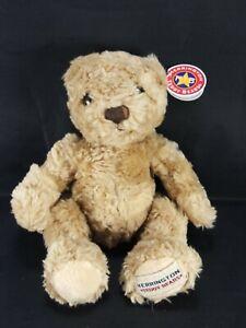 2003 Herrington Limited Edition Brown Teddy Bear Bud Herbon Co #60675 Plush