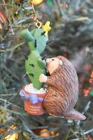 Hallmark - Strange and Wonderful Love - Porcupine & Cactus - Ornament