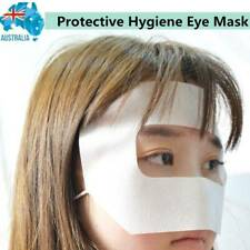 100x Non-woven Protective Eye Mask For VR Glasse Disposable Protective Cover AU