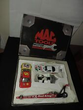 MAC TOOLS MOTOR SPORTS FUNNY CAR TOP FUEL DRAGSTER DIECAST SET CHEVY MONTE CARLO