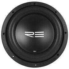 "RE Audio SXX10D4 V2 10"" 1200W RMS Dual 4-Ohm Car Subwoofer SXXV2 Sub SXX V2 10D4"