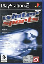 WINTER SPORTS - PS2 (USATO EX NOLEGGIO)