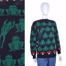 1990s 100% Wool Vintage Jumpers & Cardigans for Women