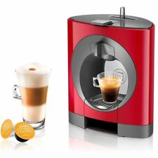 Breville Nescafe Dolce Gusto Oblo Capsule Coffee Tea Cold Machine Maker Red