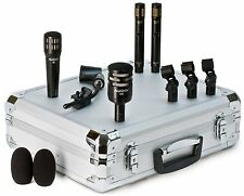 Audix DP-QUAD Wired Drum Microphone Instrument Pack NEW! Free 2-DAY DELIVERY!