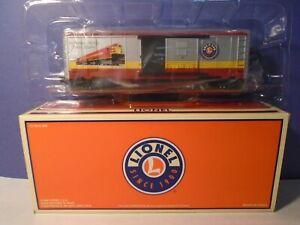 LIONEL 39265 CENTURY CLUB II TRAINMASTER BOX CAR..NEW IN THE BOX