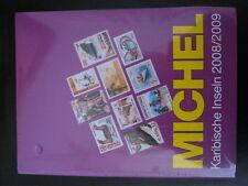 Michel Übersee-Katalog Band 2 Karibische Inseln 2008/2009 - Neuware- Restposten