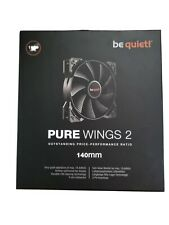 PC Gehäuse Lüfter 140x140x25 PURE Wings 2 BL047 140mm be quiet!