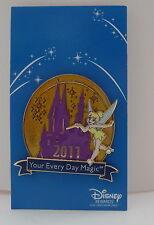 2011 Disney Rewards Visa Your Every Day Magic Tinker Bell Pin