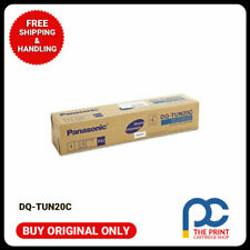 New & Original Panasonic DQ-TUN20C, DQTUN20C Cyan Toner Cartridge