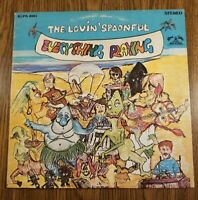 The Lovin' Spoonful Everything Playing LP Kama Sutra KLP-8061 Mono NM- Condition