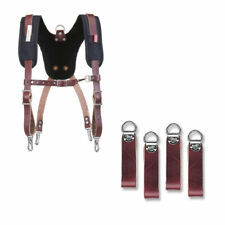 Occidental Leather 5055 Stronghold Suspension System w/ 5509 Suspender Loops
