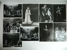 13 photo originale SABINE STROSSER Opéra Rhin MEDIS ALYSSIO Delarue 1975