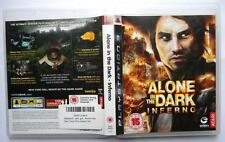 ALONE IN THE DARK INFERNO PS3 PAL UK EDITION