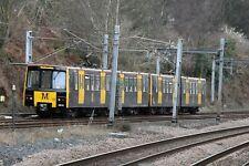 Tyne and Wear Metro No.4015 @ Heworth (35mm Slide & 6x4 Photo)